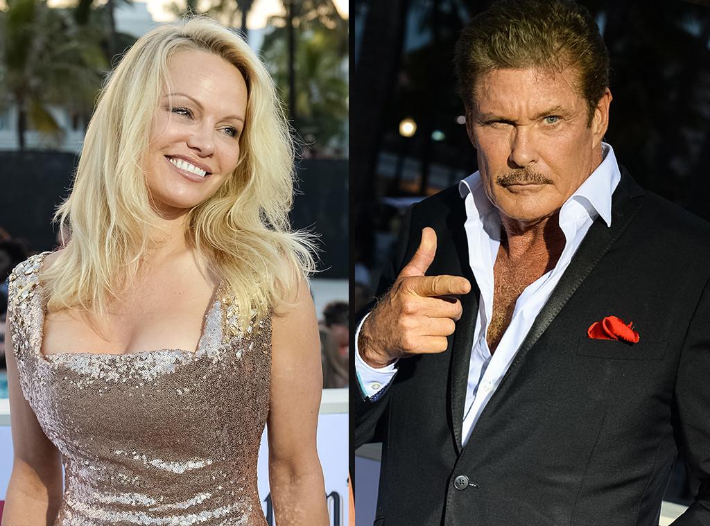 Pamela Anderson, David Hasselhoff