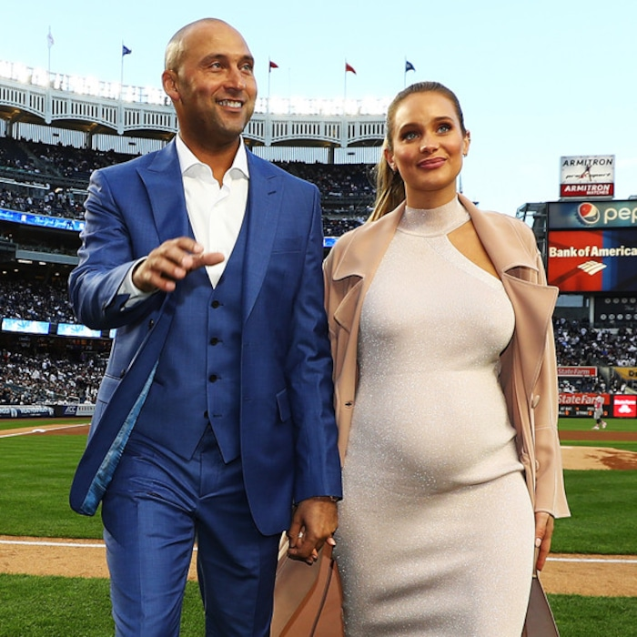 Derek Jeter Admits Hes Unprepared For Fatherhood As Hannah Jeter