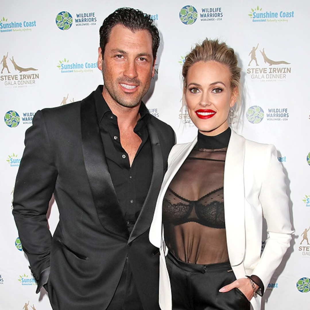 Dancing With The Stars Peta Murgatroyd Becomes A U S Citizen I Don T Take This Lightly E Online