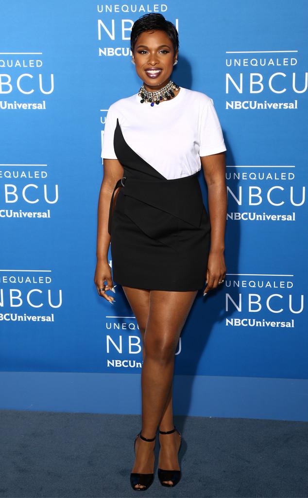Jennifer Hudson, The 2017 NBCUniversal Upfront Presentation