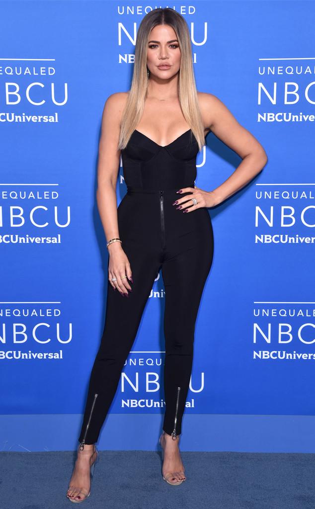Khloe Kardashian, The 2017 NBCUniversal Upfront Presentation