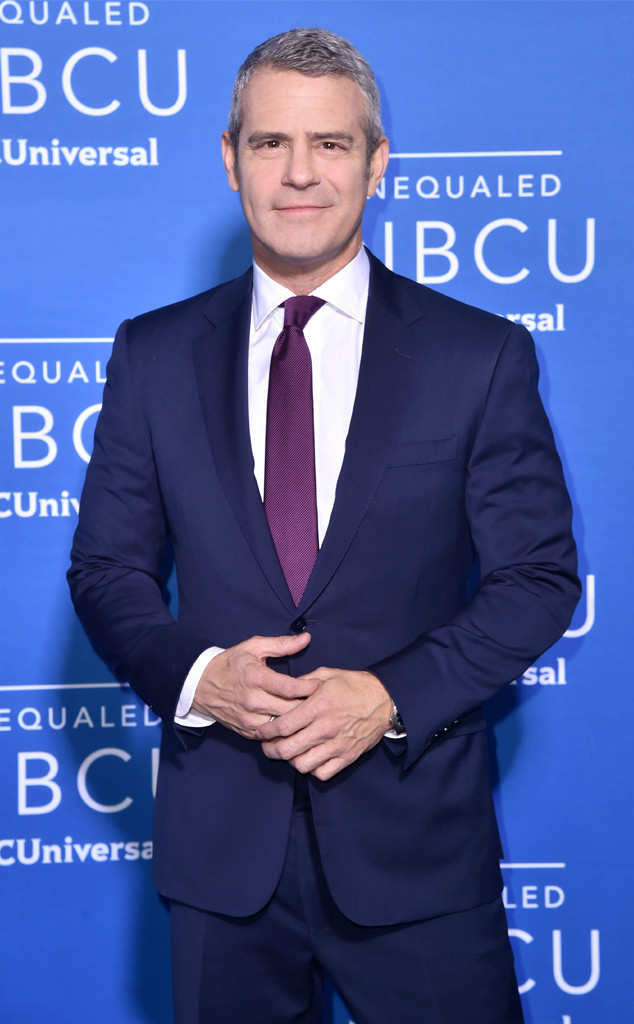 Andy Cohen, The 2017 NBCUniversal Upfront Presentation