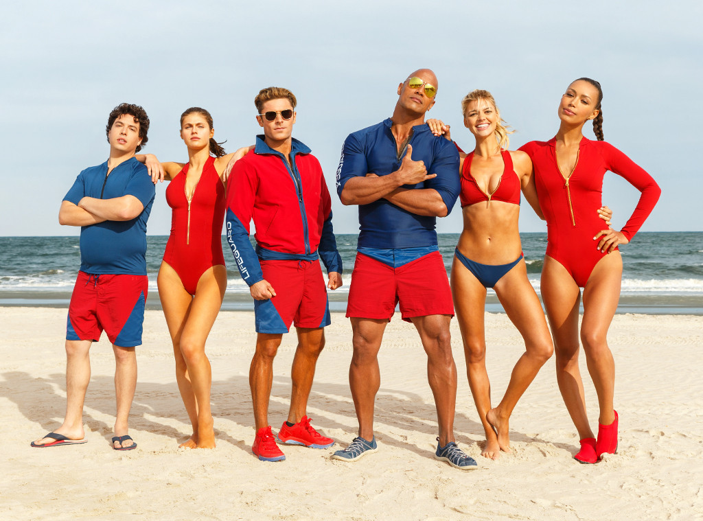 9aca8bb938e66 7 Things the New Baywatch Swimsuits Reveal About the Movie   E! News