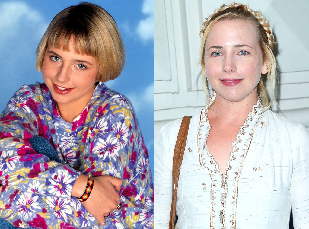 Lecy Goranson, Roseanne: Then and Now
