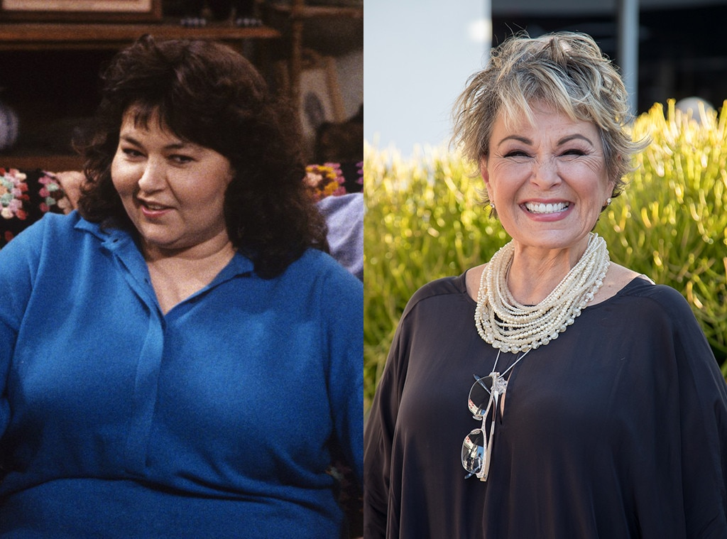 Roseanne Barr, Roseanne: Then and Now