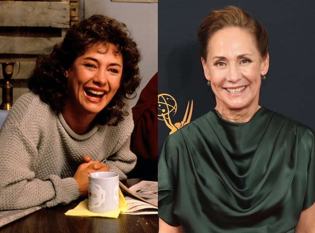 Laurie Metcalf, Roseanne: Then and Now