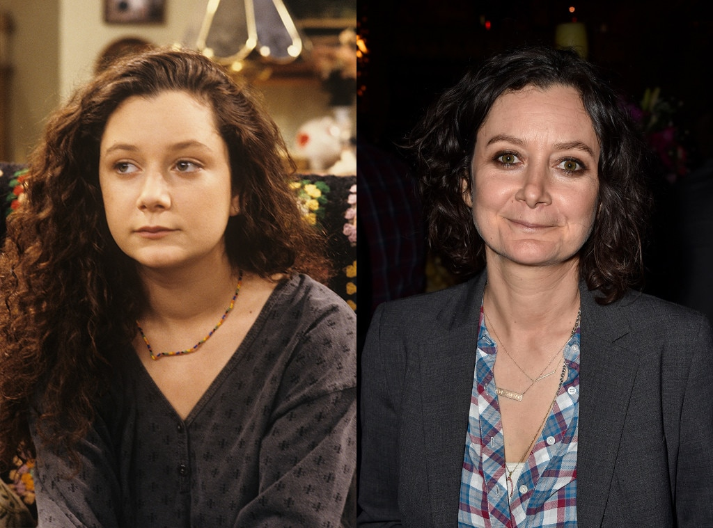 Sara Gilbert married