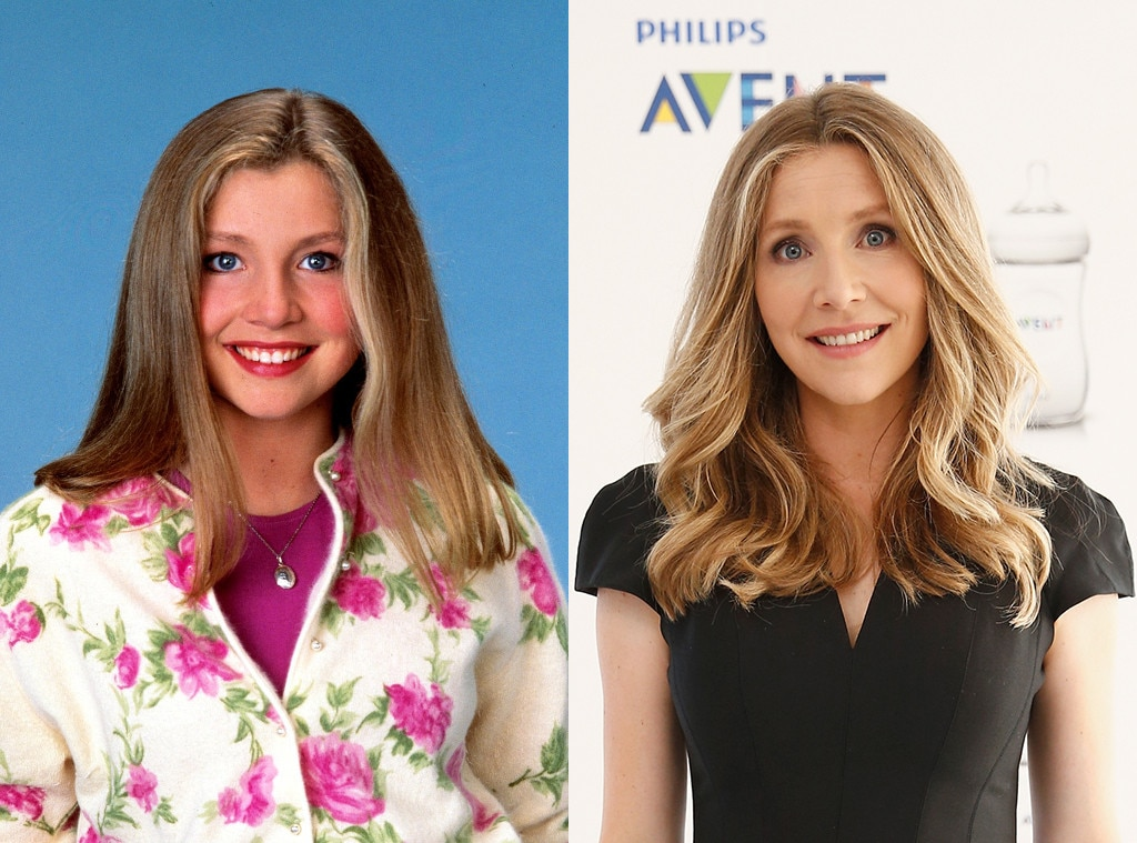 Sarah Chalke, Roseanne: Then and Now