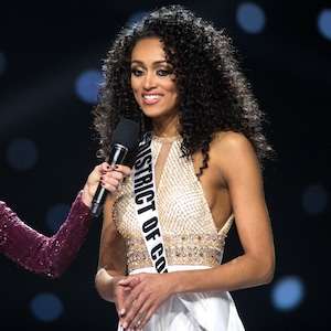 Kára McCullough, Washington DC, 2017 Miss USA