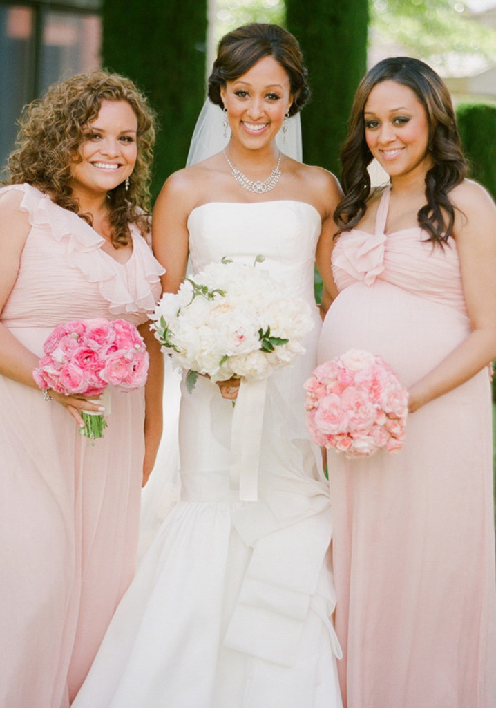 Tamera Mowry, Tia Mowry, Wedding