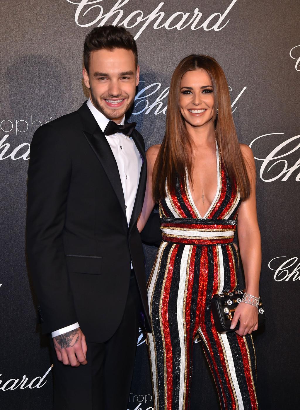 Liam Payne, Cheryl Cole