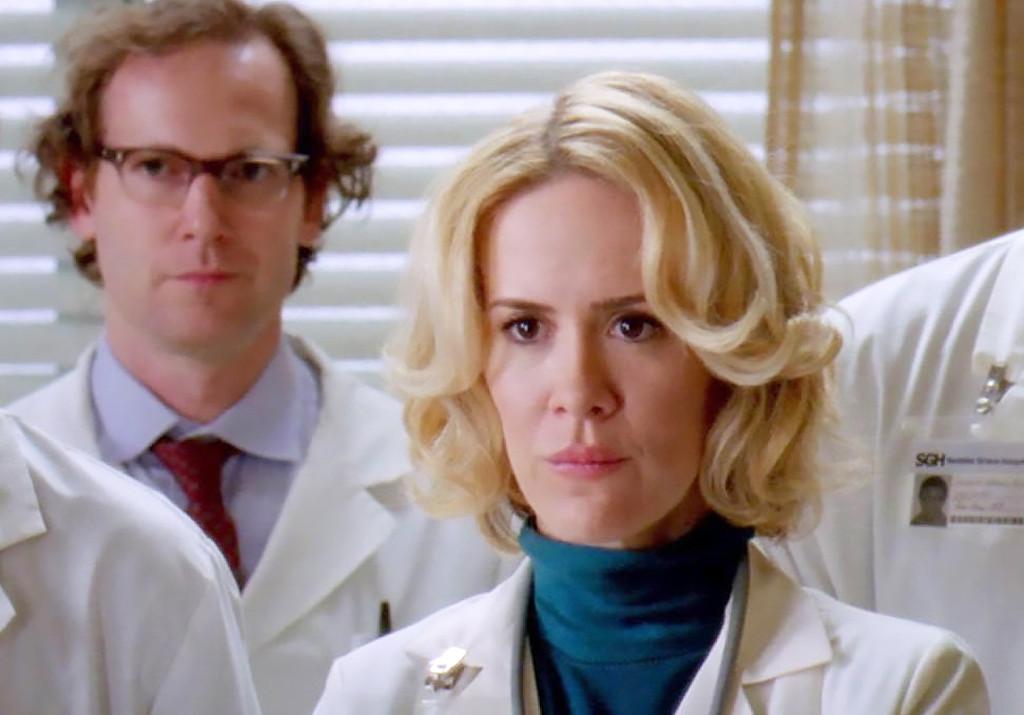 Sarah Paulson, Grey's Anatomy