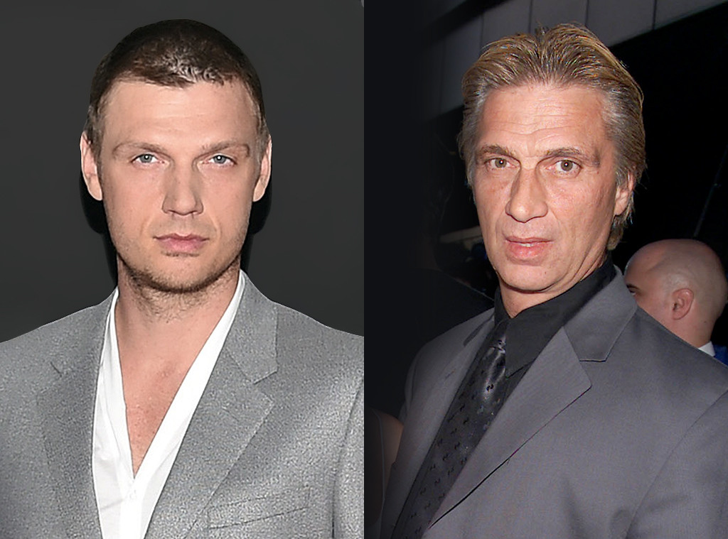 Nick Carter, Father, Bob Carter