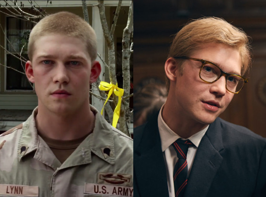 Joe Alwyn, Billy's Long Halftime Walk, A Sense of an Ending
