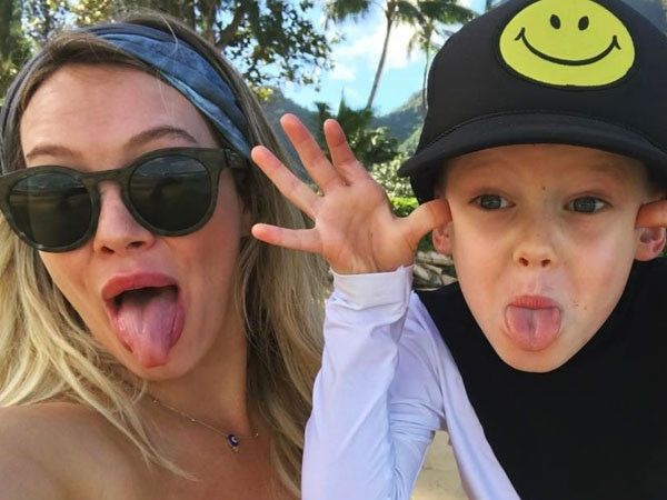 19 Times Hilary Duff Was Real AF About Being a Mom