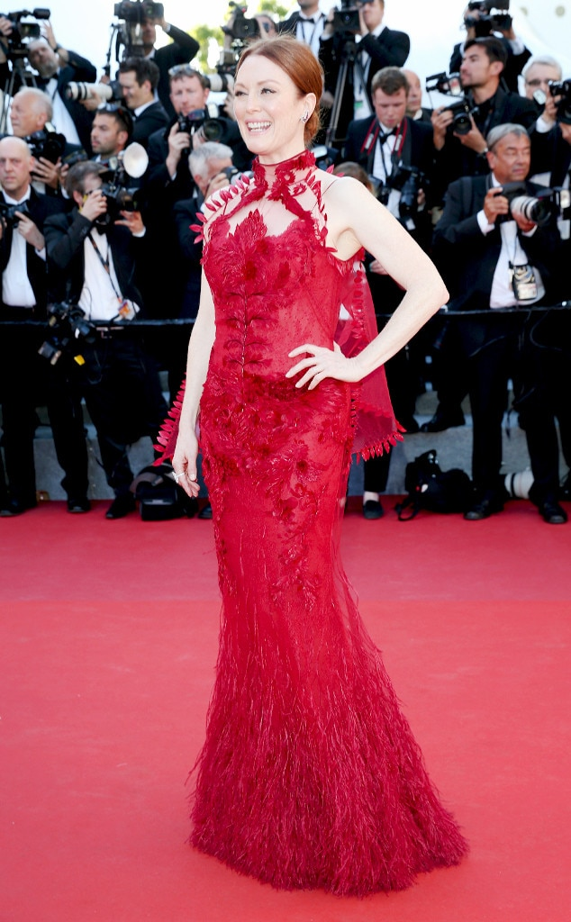 ESC: Cannes Best Dressed, Julianne Moore