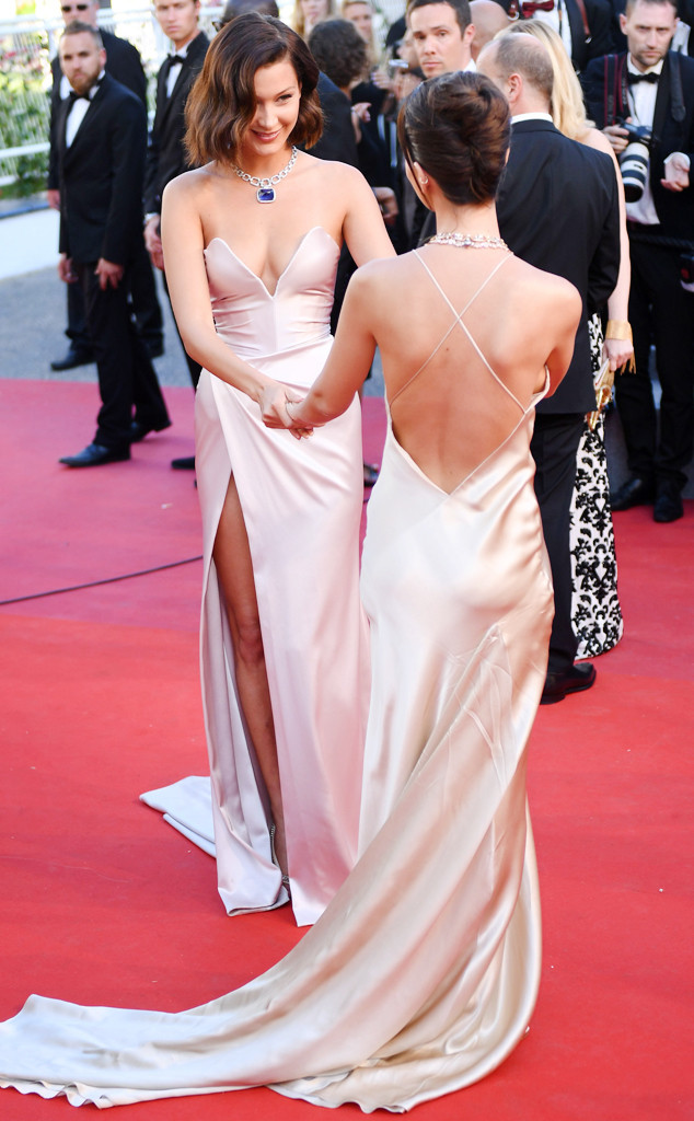 ESC: Cannes Best Dressed, Bella Hadid, Emily Ratajkowski