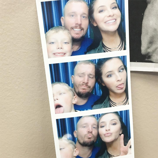 Bristol Palin, Dakota Meyer, Tripp