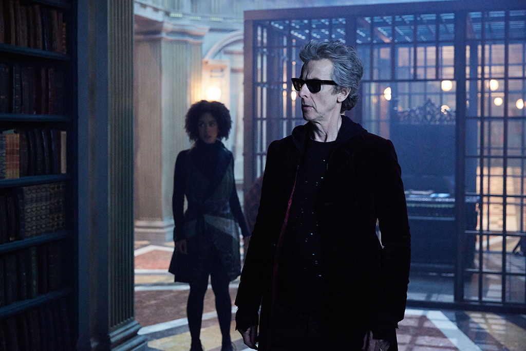Doctor Who Season 10 Christmas Special.What S In The Vault Doctor Who S Season 10 Mystery Is