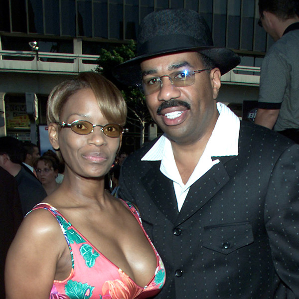 Steve Harvey, Mary Harvey