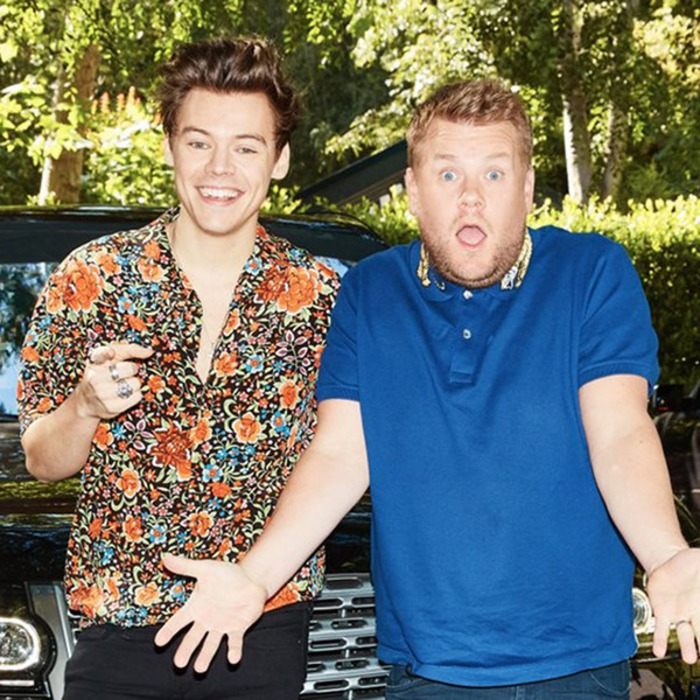 Harry Styles Epic Carpool Karaoke Got Romantic And Emotional But