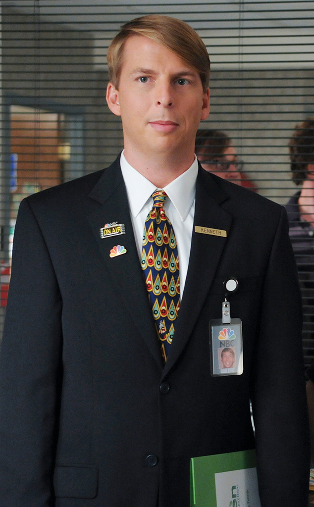 Jack McBrayer, 30 Rock