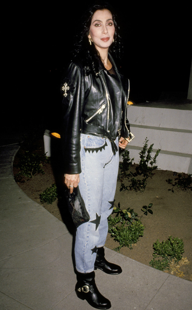 Cher S Most Iconic Controversial Fashion Moments E Online