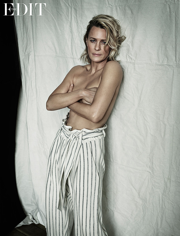 Robin Wright, The EDIT