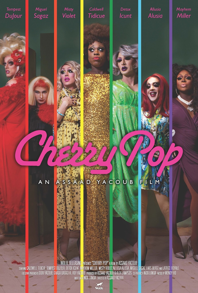 Cherry Pop, Movie