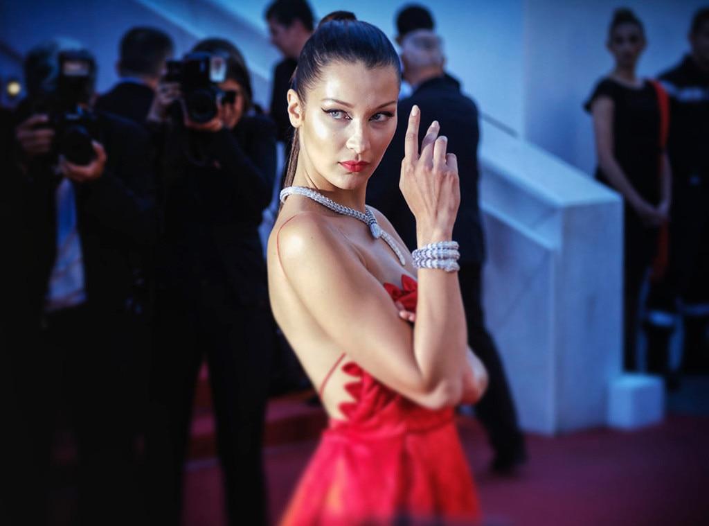 Bella Hadid, Cannes Film Festival 2017