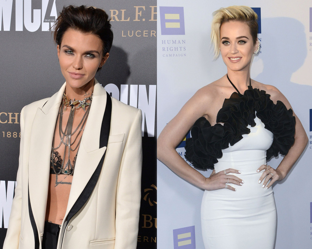 Katy Perry, Ruby Rose