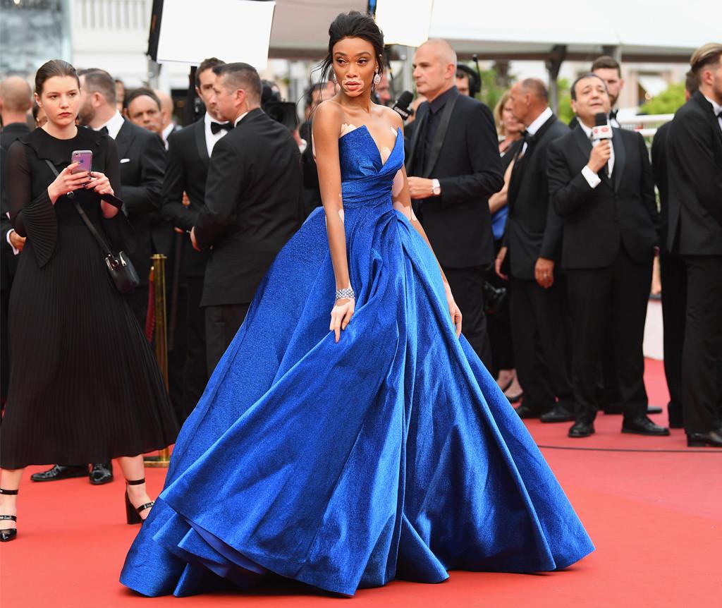 Winnie Harlow, Cannes Film Festival 2017