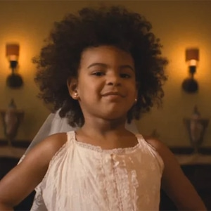 Blue Ivy Carter, Formation Music Video