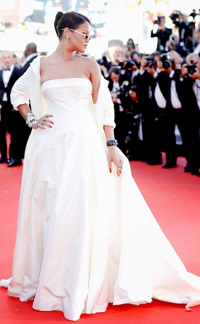 ESC: Cannes Best Dressed, Rihanna, Disney