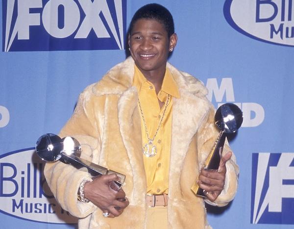 Usher Awards And Accomplishments
