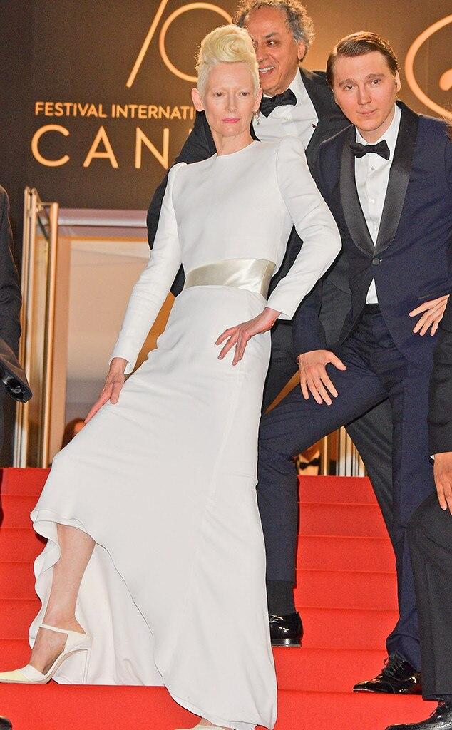 Tilda Swinton, Cannes Film Festival 2017