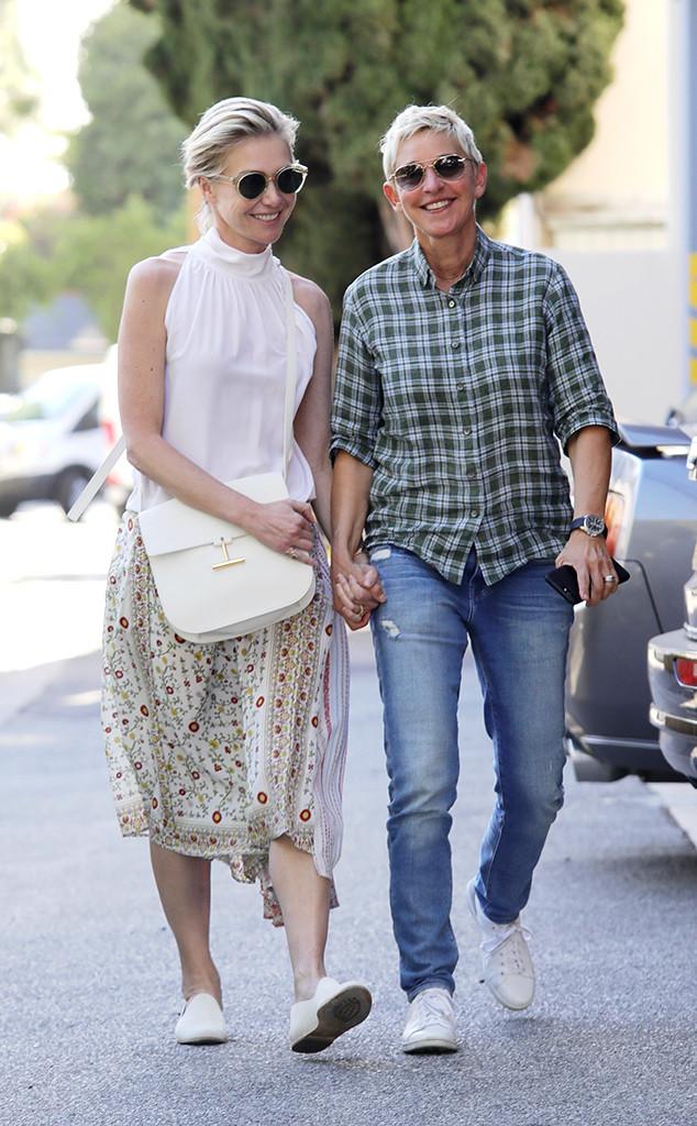 Ellen Degeneres And Portia De Rossi S Life Altering Love Story E News