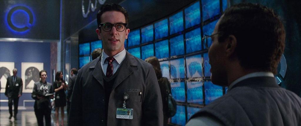 B.J. Novak, The Amazing Spider-Man 2