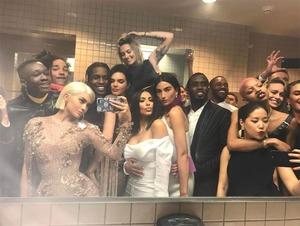 Gigi Hadid, Nicki Minaj, Inside Met Gala 2017