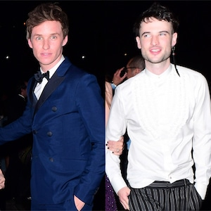 Eddie Redmayne, Hannah Bagshawe, Tom Sturridge, 2017 Met Gala Party