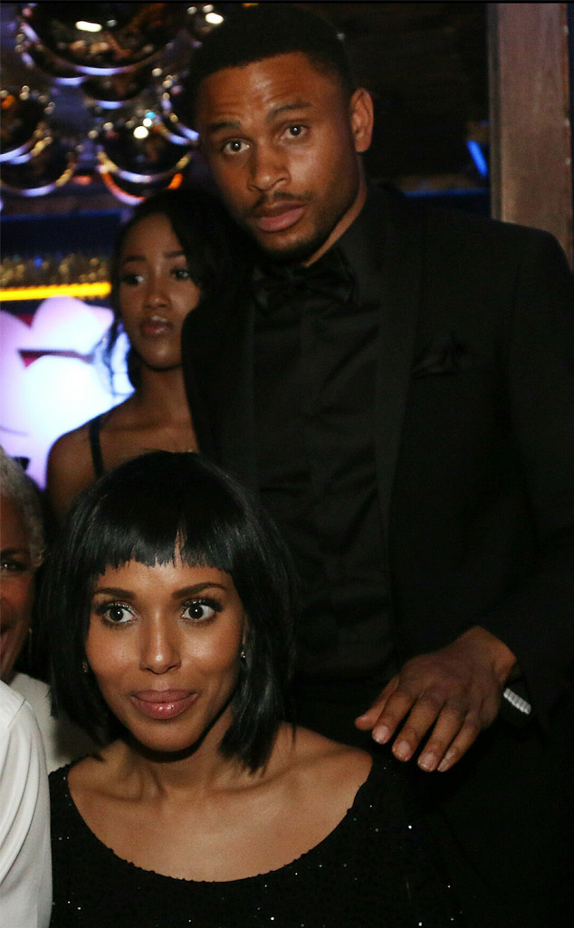 Kerry Washington, The Rihanna Gala After Party
