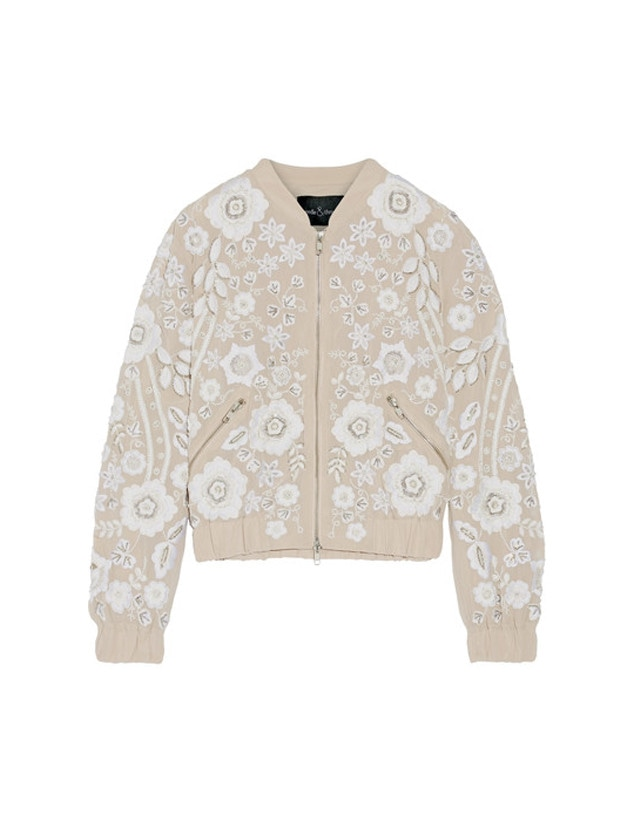 ESC: One Bomber Jacket That Will Get You Through Spring Market