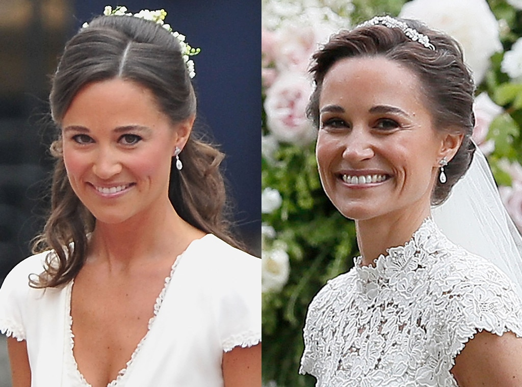 Pippa Middleton Brings Part of the Royal Wedding to Her Own Wedding