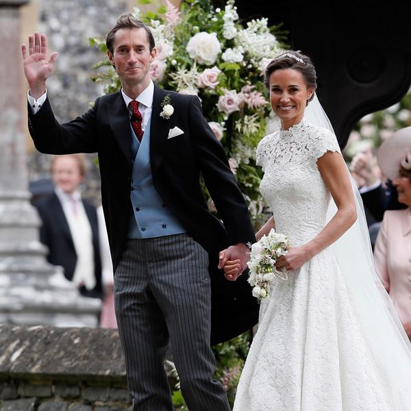 Pippa Middleton and James Matthews Wedding