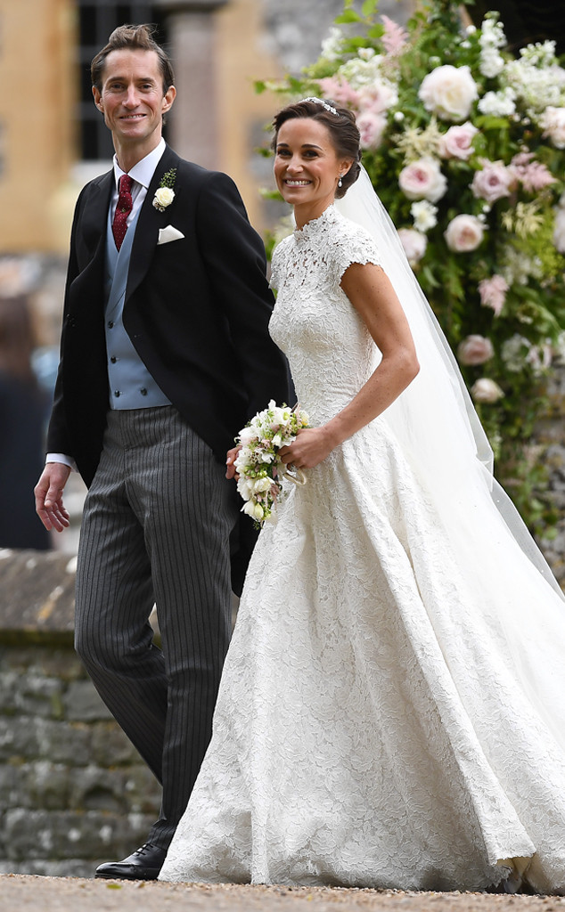 Pippa Middleton and James Matthews Wedding