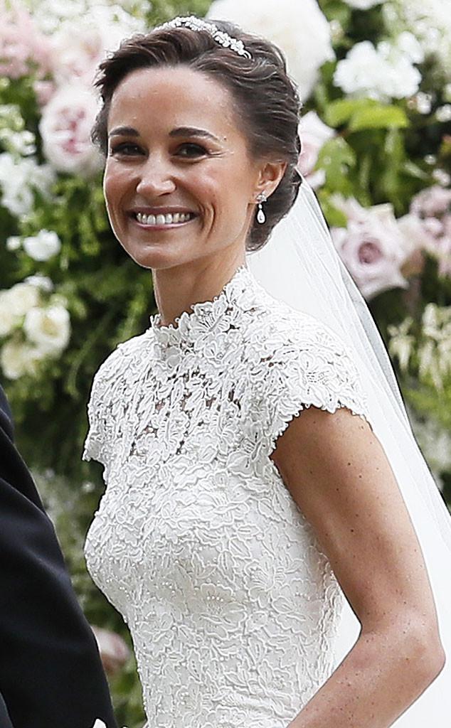 Pippa Middleton, Pippa Middleton and James Matthews Wedding
