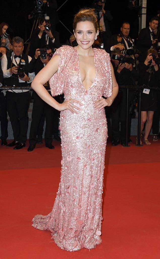 Elizabeth Olsen, Cannes