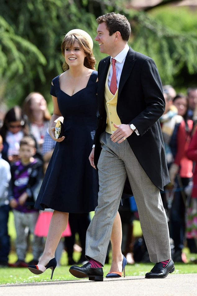 Princess Eugenie, Jack Brooksbank, Pippa Middleton and James Matthews Wedding