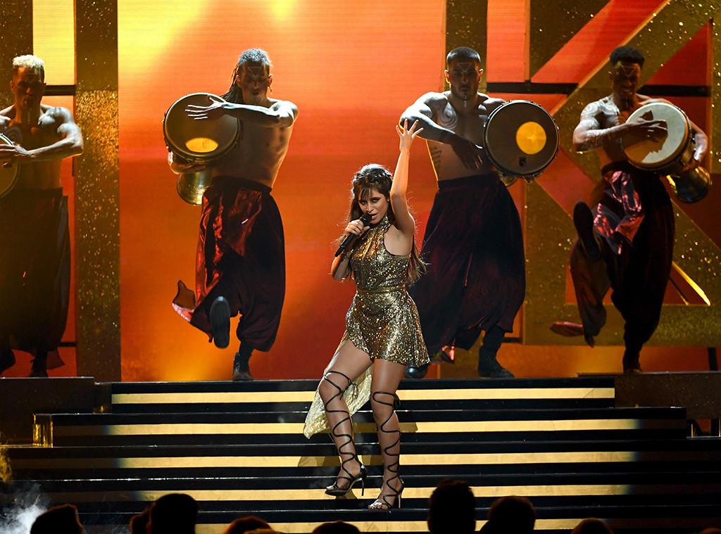 Camila Cabello, 2017 Billboard Music Awards, Show