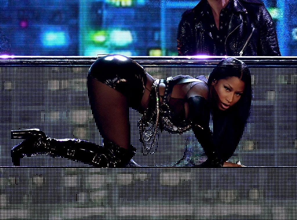 Nicki Minaj, 2017 Billboard Music Awards, Show
